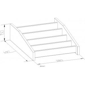 Брючница к шкафу-купе ЭКО 33