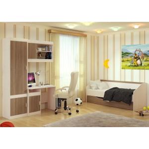 Детская комната Паскаль. Компоновка 3