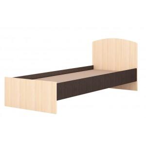 Ненси-1 Кровать 0,9 без матраса