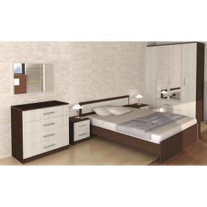 Спальня Фиеста Венге. Компоновка 4