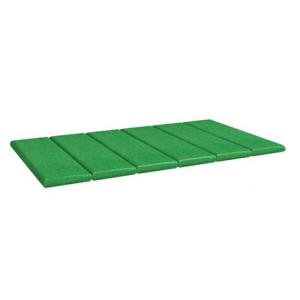 Подушка 1 Калейдоскоп Зеленая