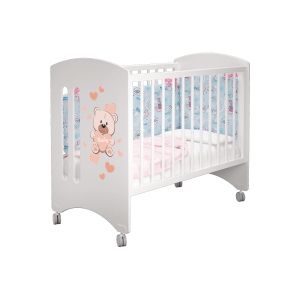 Детская кроватка Софи Банни базовая