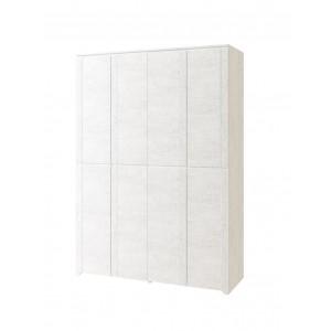 Твист (16) Шкаф для одежды 4-х дв. Комплект 2