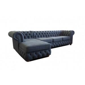 Диван-кровать угловой Честерфилд (кат. В)