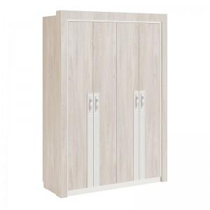 Шкаф четырехдверный Лаура 8