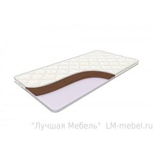 Наматрасник Кокос 2 см + ППУ 2 см
