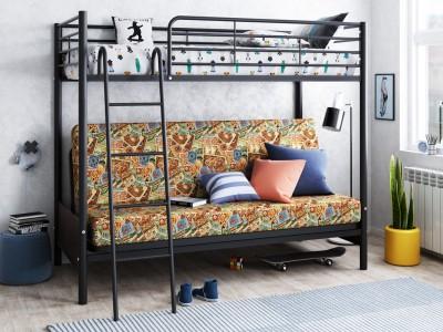Новинки! Двухъярусные кровати с диваном!