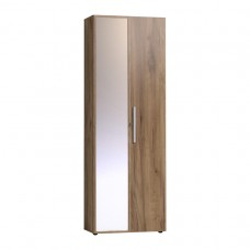Шкаф для одежды фасад Зеркало+стандарт Nature 92 (молодежная)