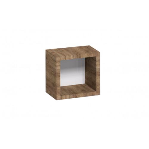 Полка Куб 3 Nature 100 (молодежная)