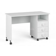 Письменный стол Легенда Л-03 белый