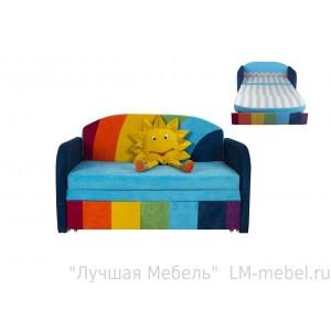 Диван Димочка - радуга