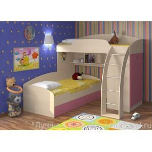Кровать чердак Соня 1 (верхняя)
