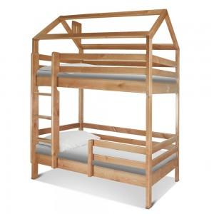 Кроватка Твинкл из массива сосны