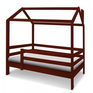 Кроватка Ненси из массива сосны
