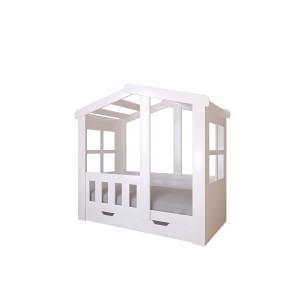 Кровать Астра домик с ящиком РВ-Мебель