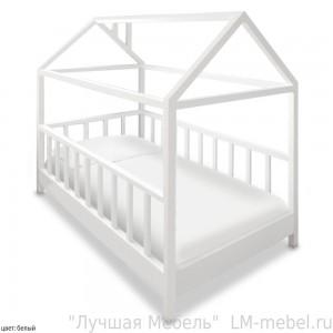 Кроватка Молли из массива сосны