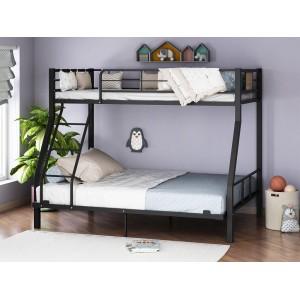 Двухъярусная металлическая кровать Гранада-1 140