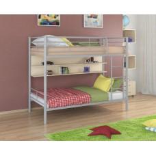 Двухъярусная металлическая кровать Севилья-3П