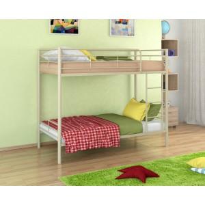 Двухъярусная металлическая кровать Севилья-3