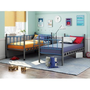 Кровать Дельта Лофт 20.02.03 (верхняя/нижняя)