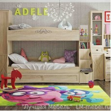 Двухъярусная кровать ADELE 90