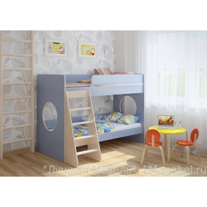 Двухъярусная кровать Легенда 25.1
