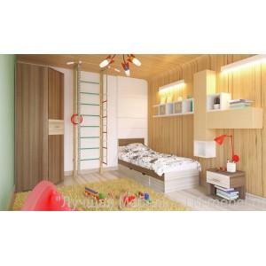 Кровать 800 Стиль ТД Шагус