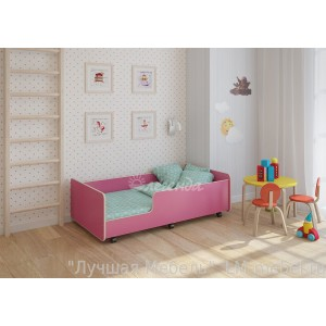 Кровать детская Легенда 24 для детей от 2-х лет