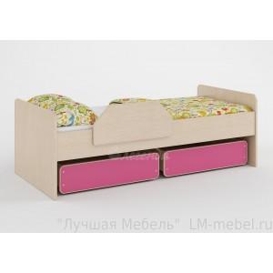 Кровать детская Легенда 27.1 для детей от 3-х лет