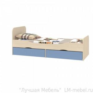 Кровать подростковая Дельта 19