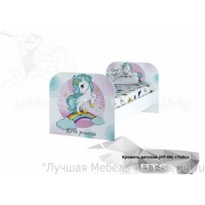 Кровать Тойс Little Pony КР-08 BTS