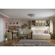 Детская комната ADELE (Адель) компоновка 7