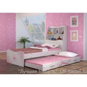 Детская комната Принцесса комплект 6