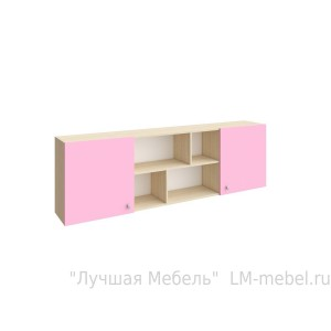 Полка надкроватная серия Астра РВ-Мебель