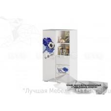 Шкаф многофункциональный Трио ШК-10 (Король спорта/Белый)