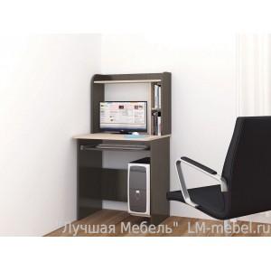 Стол компьютерный Грета-1 (Венге)