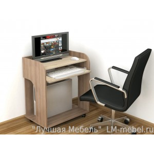 Стол компьютерный Грета-10 (шимо)