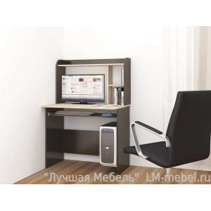 Стол компьютерный Грета-2 (венге)