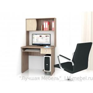 Стол компьютерный Грета-4 (шимо)
