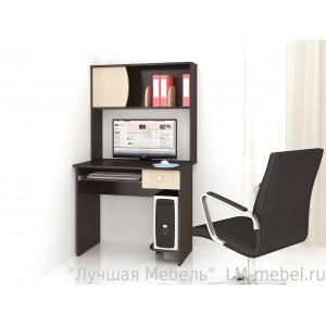 Стол компьютерный Грета-4 (венге)