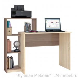 Стол компьютерный Квартет-2 (шимо)