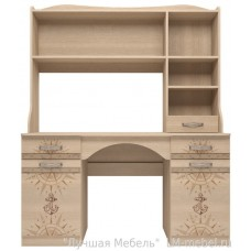 Письменный стол Квест с надстройкой 6+11