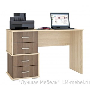 Письменный стол Сити-2 (шимо)
