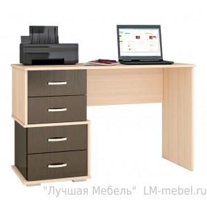 Письменный стол Сити-2 (венге)