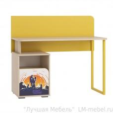 Стол письменный Марта с рисунком ТД Шагус