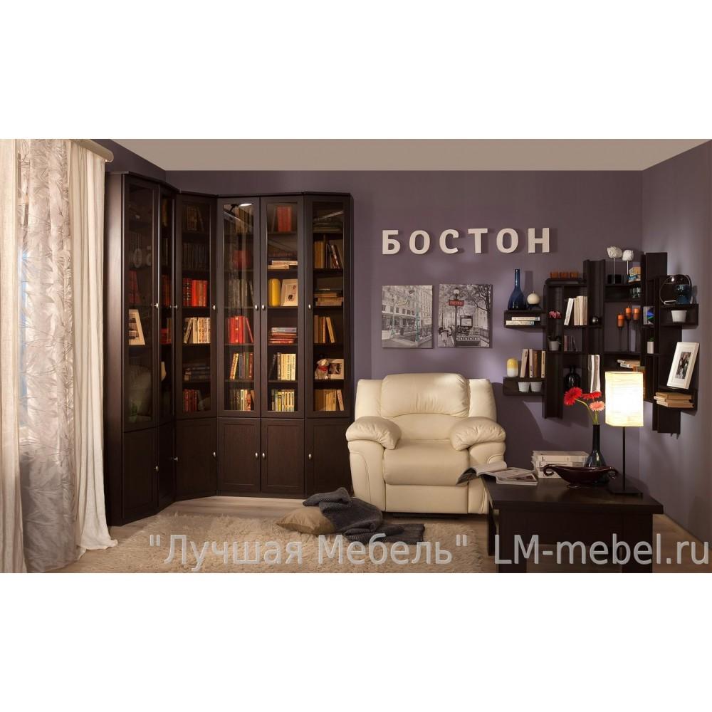 Акция - 20 % на коллекцию мебели для Библиотеки Sherlock (Шерлок) от фабрики Глазов-Мебель!