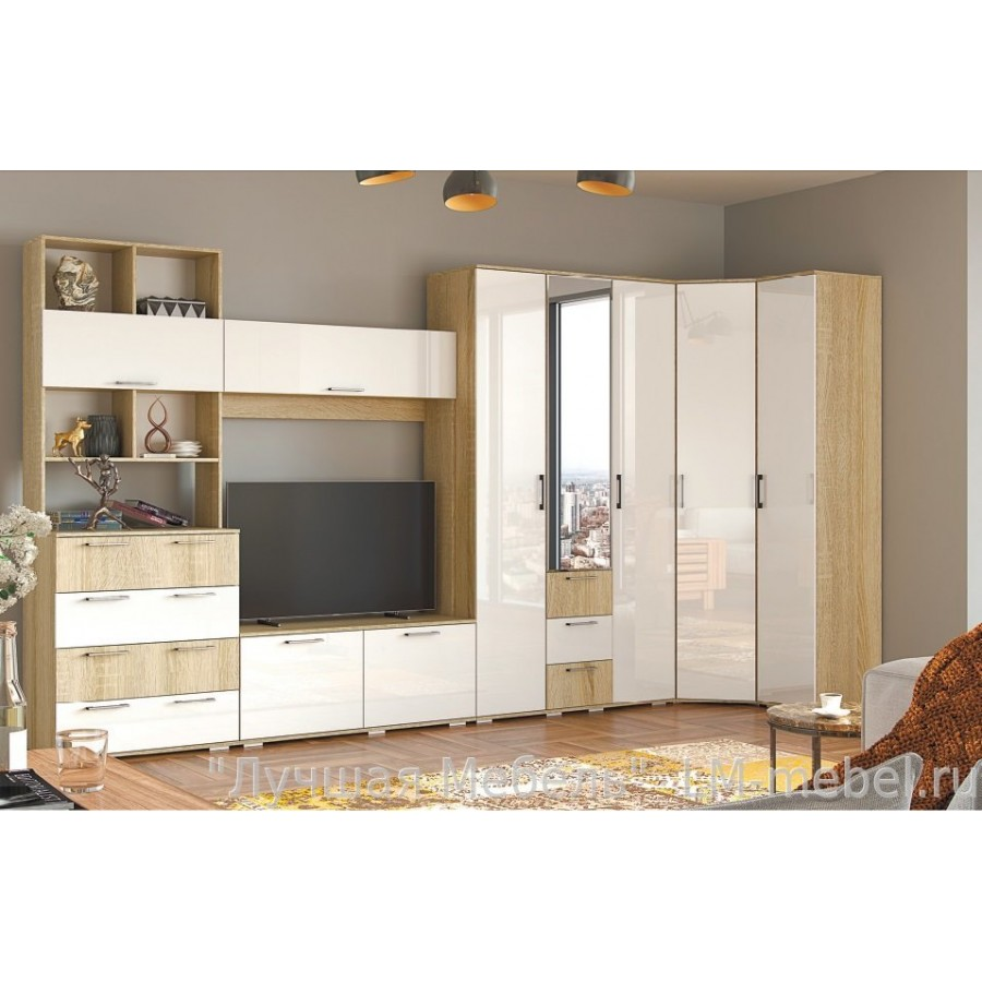 Снижение цен на коллекцию мебели Белладжио!
