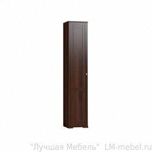 Шкаф для белья Sherlock 8 левый (Орех шоколадный)