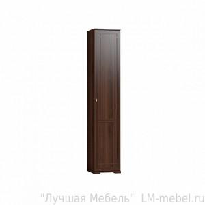 Шкаф для белья Sherlock 81 правый (Орех шоколадный)