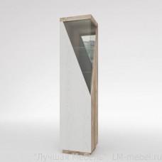 Шкаф с витриной Л Лайт 0551.6